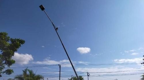Akibat Badai, Jaringan Internet Pemko Padang Terganggu