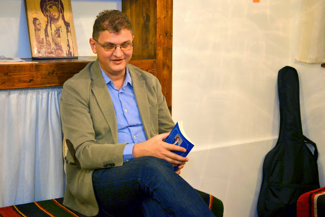 Seara literara - Editura Eikon lanseaza patru carti, La Vulturi (2014.09.03) 011