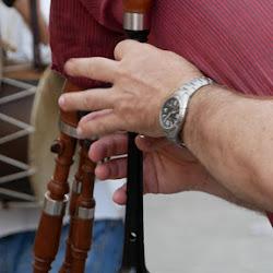 Tro de festa 2018 a Sant Llorenç amb els Gegants, Xeremiers i Banda de música