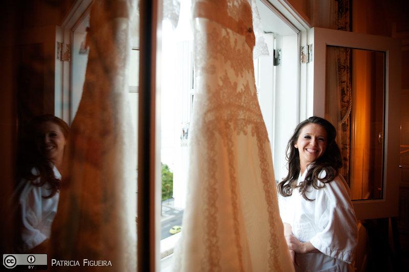 Foto de casamento 0070 de Fernanda e Ramon. Marcações: 23/07/2010, Casamento Fernanda e Ramon, Rio de Janeiro.