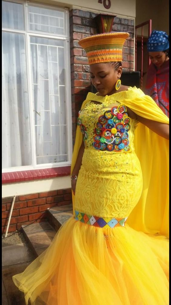 Tswana And Venda Wedding Style In South Africa Fashionre