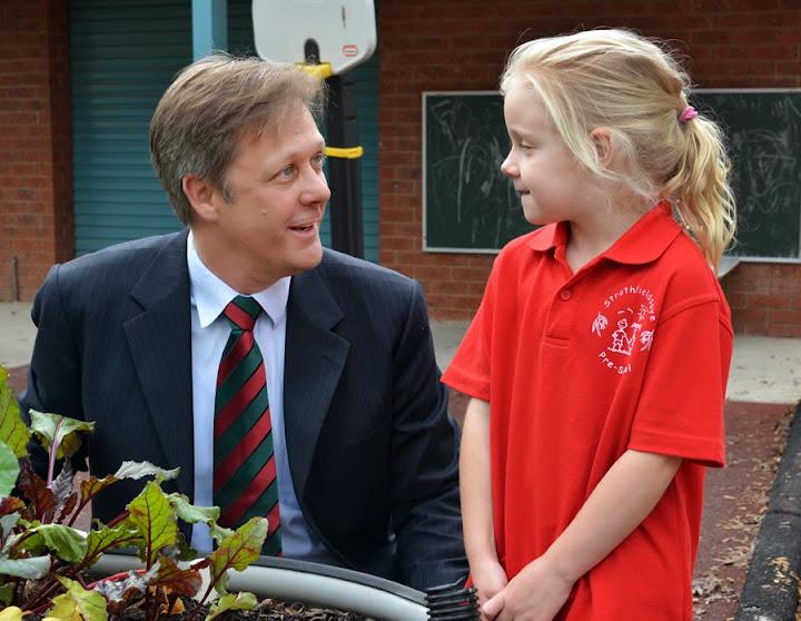 Minister Lovell announces funding for Strathfieldsaye pre-school hub