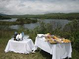 Picknick Arusha Nationalpark