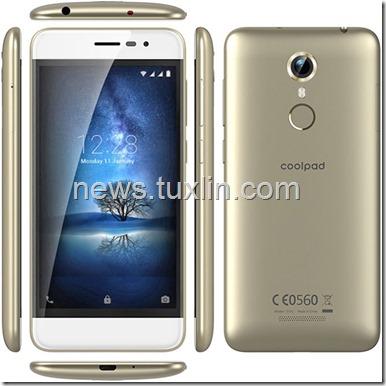 Coolpad Torino S, Smartphone 4G LTE dengan Dual LED Flash