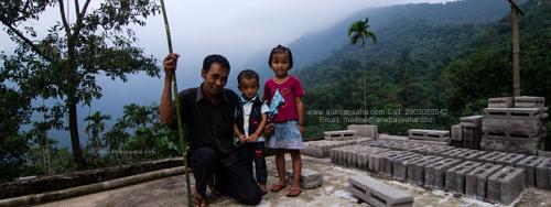 People, India, Meghalaya, Khasi hills, tribes in Meghalaya
