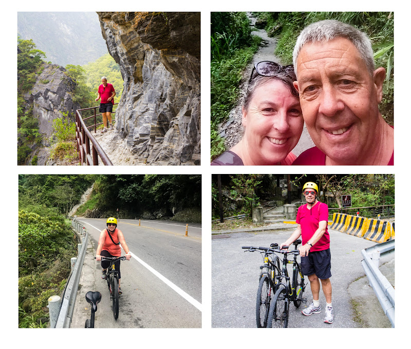 taroko walk bike