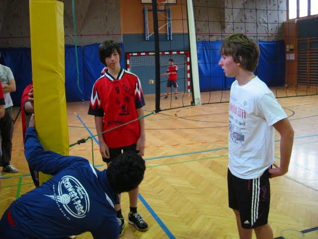 U17 Team Burschen