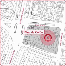 Último día para ver la exposición 'España Hoy' en la plaza de Colón