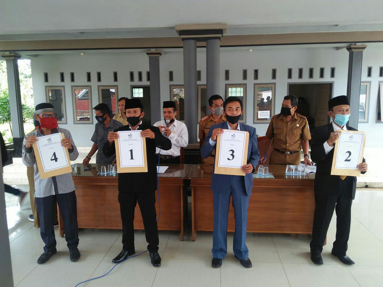 calon kepala desa dayeuhluhur 2020 - 2026, Desa Dayeuhluhur, Kecamatan Jatinagara, Kabupaten Ciamis, Jawa Barat, Kepala Desa Dayeuhluhur,