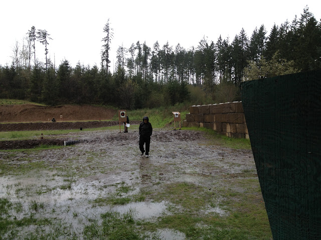 Man...was it wet!
