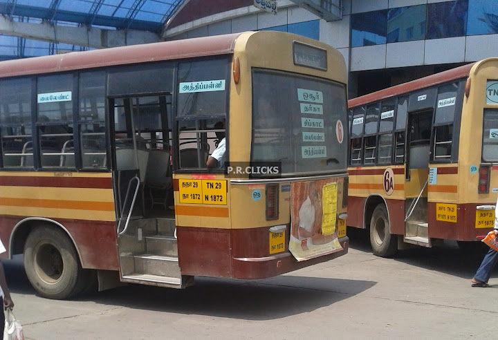 Tamil Nadu Buses - Photos & Discussion - Page 1682