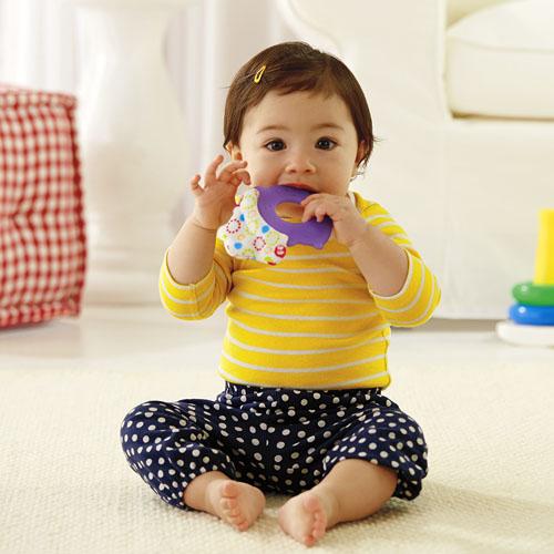 Chơi với Nhím con Fisher Price Terry Teether giúp bé nhà bạn phát triển toàn diện cả về thể chất lẫn tinh thần