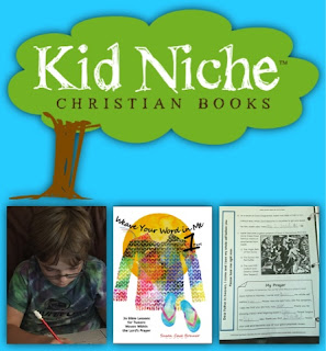 Kid Niche Weave Your Word in Me Graphic