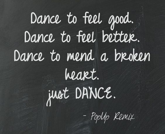 Inspirational Dance Quotes Cool 50 Amazing Dance Quotes Which Can Make You Love Dancing