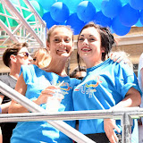 OIC - ENTSIMAGES.COM - Luisa Bradshaw-White and Shona McGarty at the Pride in London Parade  27th June 2015 Photo Mobis Photos/OIC 0203 174 1069