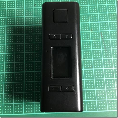 IMG 2366%255B1%255D thumb%255B2%255D - 【MOD】「aspire NX100 BOX MOD」(アスパイア・エヌエックス100)レビュー。操作簡単!多機能テクニカル!18650&26650バッテリー対応【MOD/aspire/電子タバコ】