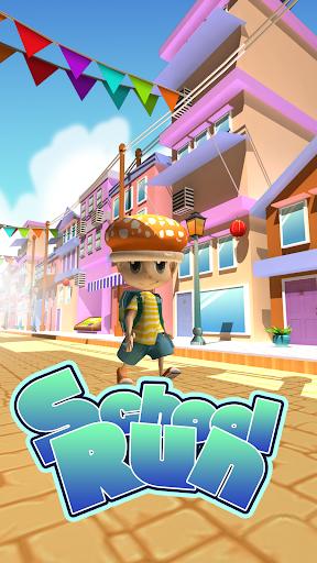 School Run 3D