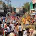 भगवान नेमिनाथ पंचकल्याणक महोत्सव के दौरान निकाली गई भगवान नेमी कुमार जी की भव्य बरात