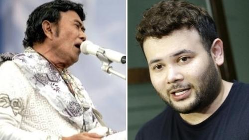 Polisi Kembali Tangkap Ridho Rhoma, Anak Si Raja Dangdut Terkait Kasus Narkoba.