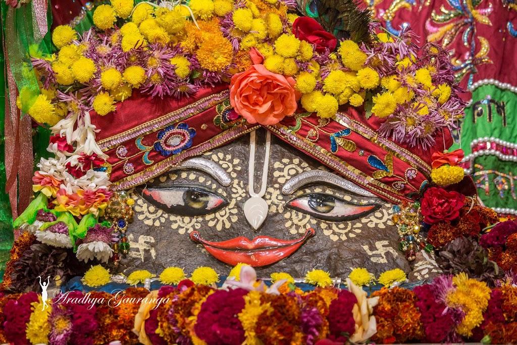 ISKCON Mayapur Deity Darshan 14 Jan 2017 (17)