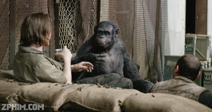 Ảnh trong phim Sự Khởi Đầu Của Hành Tinh Khỉ - Dawn of the Planet of the Apes 2
