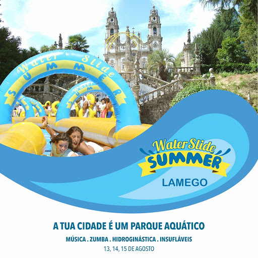 Water Slide Summer - Lamego - 13 a 15 de agosto - 2016