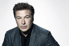 Alec Baldwin Photo by Mary Ellen Matthews Courtesy WNYC Studios