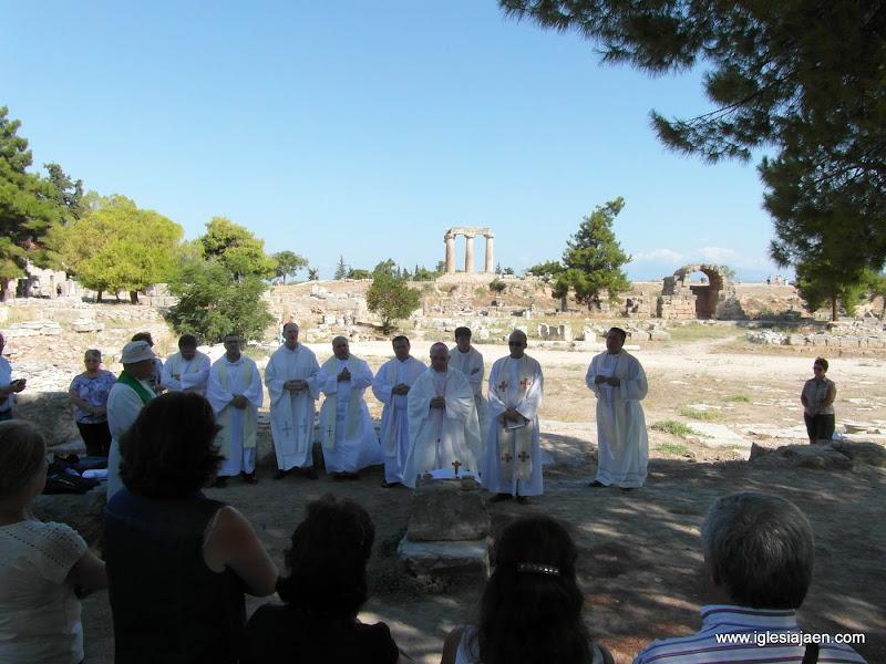 Misa en Corinto