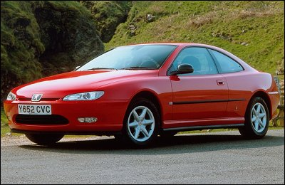 8cars awesome kit cars - Kit carrosserie peugeot 406 coupe ...