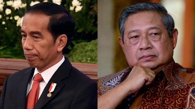Dulu Era SBY Dijuluki 'The Asian Tiger', Kini Istana Diteriaki 'Jokowi End Game', Elite PD: Pak SBY Sudah Membuktikannya!
