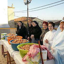 Cabalgata de Reyes de Lobón