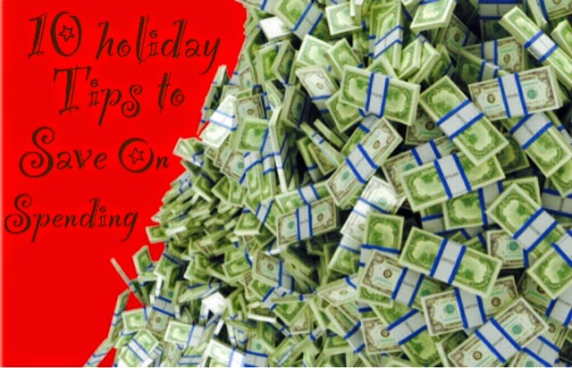 10 TIPS ON HOLIDAY SPENDING | WAYS TO SAVE AND MAKE THE BEST OF YOUR MONEY