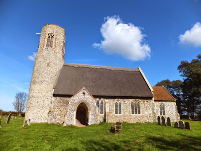 Edingthorpe church