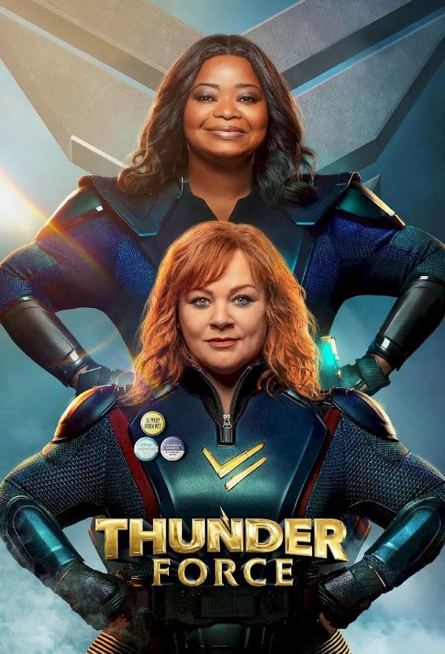 Thunder Force - Full Movie (2021).