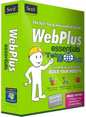 Serif WebPlus full indir