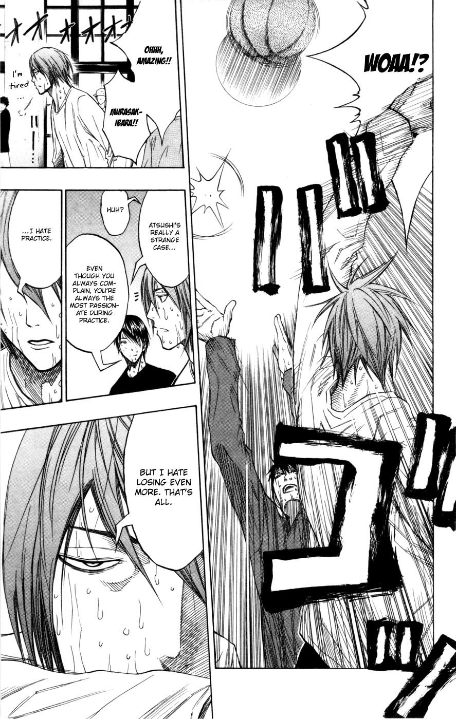Kuroko no Basket Manga Chapter 112 - Image 11