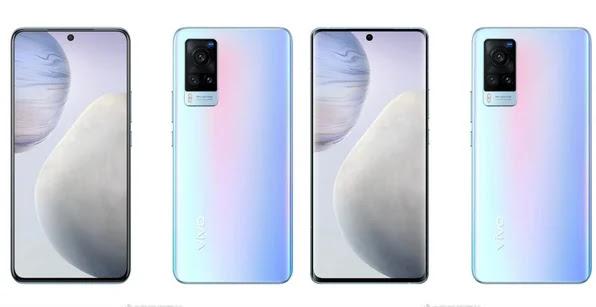 هاتف vivo X60 سيأتي بشاشة مسطحة ومنحنية