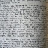 SaarZeitung ca 1910-11 Teil 1