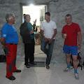 organizator izleta Ivo sa predsjednikom Tomislavgradskog pl. društva Antom