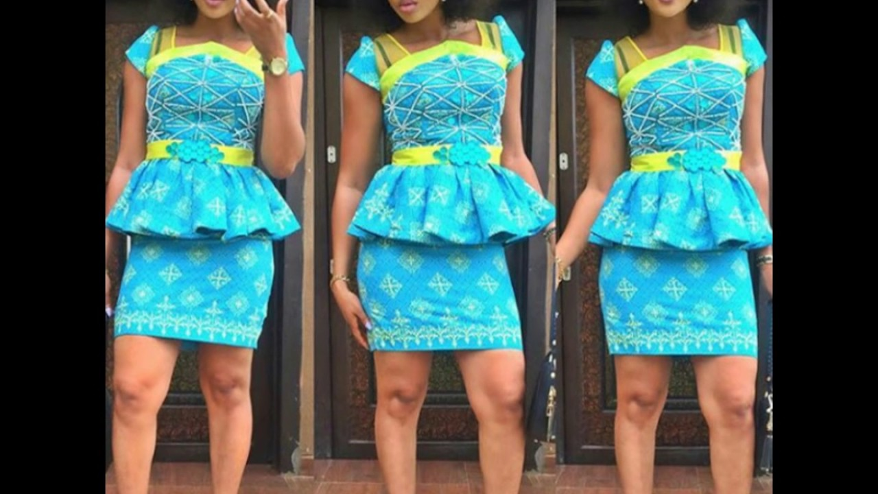 THE BEST PEPLUM DRESS AND OUTFIT STYLES FOR LADIES IN 2018 4