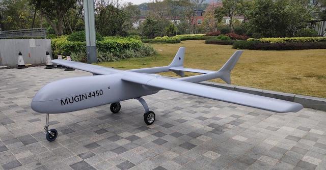 """España: Incautaron un """"narcodrone"""" capaz de transportar 150 kilos de droga"""
