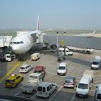Vliegen met de Emirates
