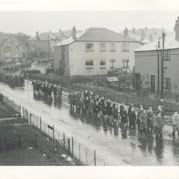 Company-Marches-Through-Hillington-1940.jpg