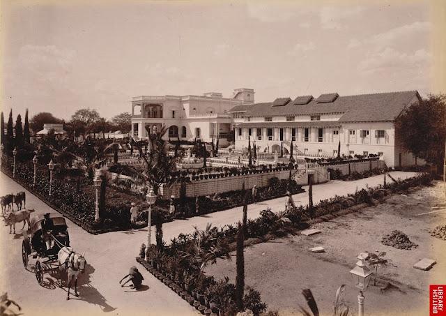 Bashirbagh Palace