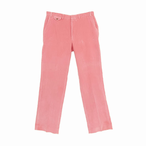Orvis Supercord Trousers in Pink