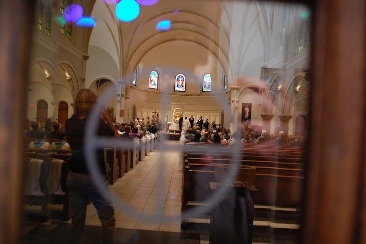 TwoFoot Creative wedding at St. Thomas
