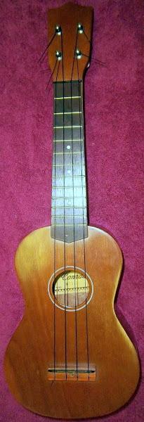 Conrad Soprano ukulele