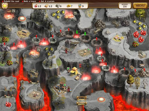 Roads Of Rome 3 (Freemium) screenshot 3