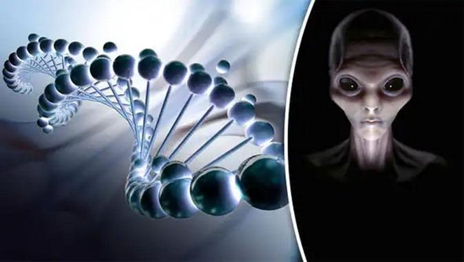 Manipulação Genética Extraterrestre