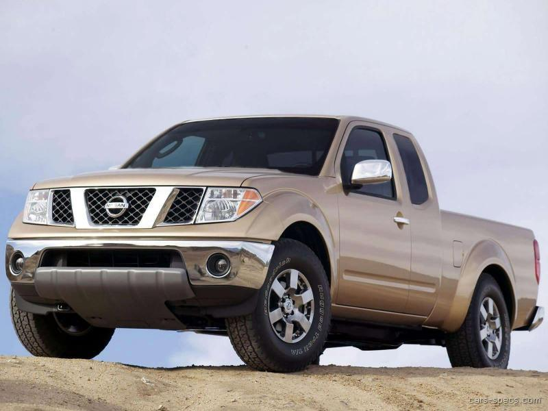 2006 nissan frontier king cab specifications pictures prices. Black Bedroom Furniture Sets. Home Design Ideas